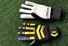 Image de l'article Test des gants de gardien Shark XF de Macron