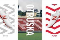 Image de l'article New Balance dévoile le pack Otruska pour la Coupe du Monde