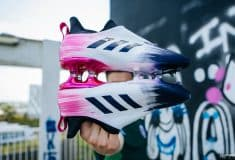 Image de l'article [SHOOTING] À chaque adidas Glitch 18 correspond un maillot de foot !