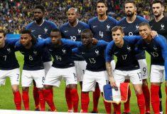 Image de l'article Les chaussures des 23 bleus sélectionnés pour la Coupe du Monde