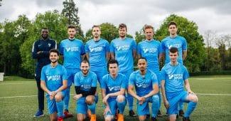 Image de l'article On était à Clairefontaine avec Intersport pour un tournoi à J-50 de la Coupe du Monde