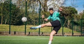 Image de l'article On a défié Olivier Giroud à Londres avec la nouvelle Puma One