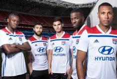 Image de l'article L'Olympique Lyonnais prolonge son partenariat avec adidas jusqu'en 2025