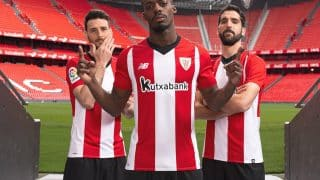 Image de l'article New Balance dévoile les maillots 2018-2019 de l'Athletic Bilbao