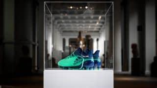 Image de l'article Les chaussures de Mohamed Salah exposées au British Museum