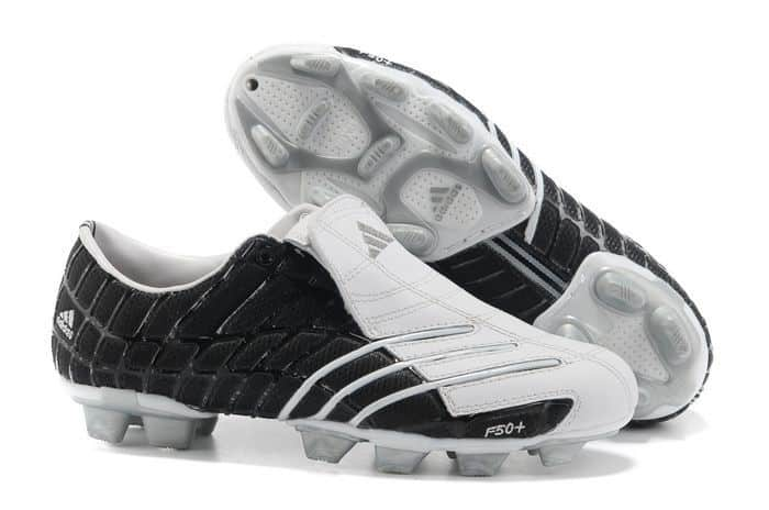 chaussures-football-adidas-f50-spider-noir-blanc-2005-mai-2018