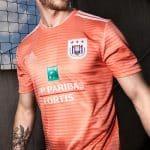 Anderlecht dévoile ses maillots 2018-2019 conçus par adidas
