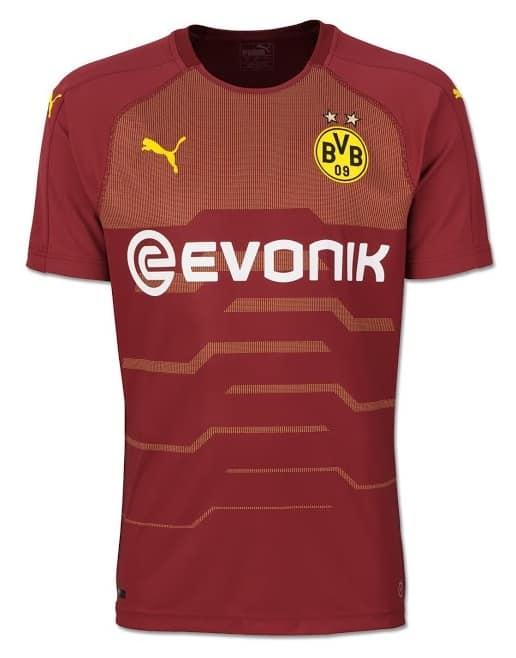 Maillot THIRD Borussia Dortmund Vestes