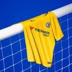 Chelsea et Nike dévoilent les maillots pour la saison 2018-2019