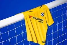 Image de l'article Chelsea et Nike dévoilent les maillots pour la saison 2018-2019