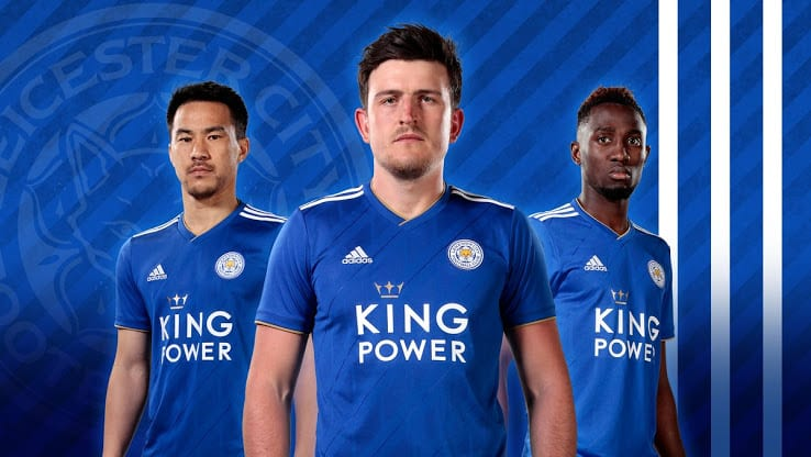 maillot-domicile-leicester-city-2018-2019