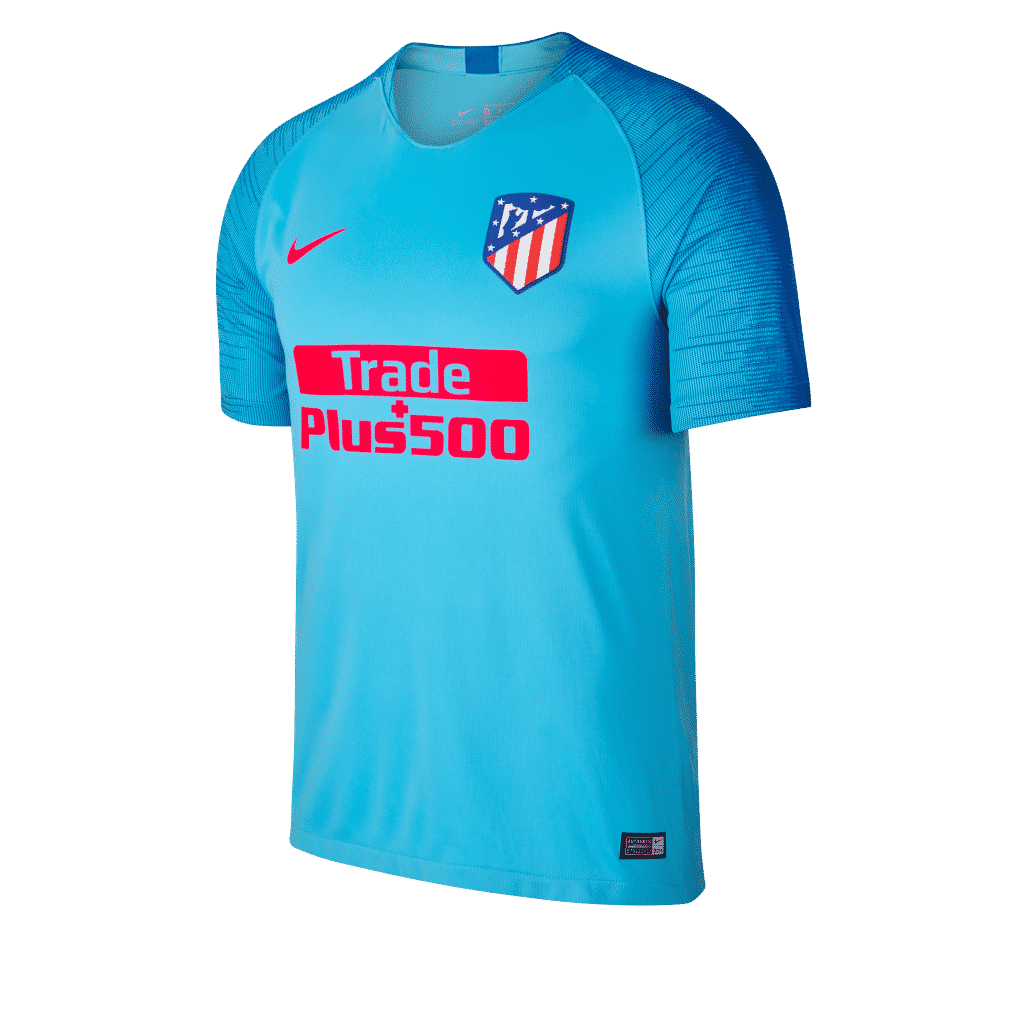 Maillot THIRD Atlético de Madrid Tenue de match