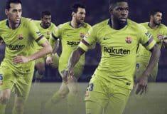 Image de l'article Nike et le FC Barcelone dévoilent les maillots pour la saison 2018-2019