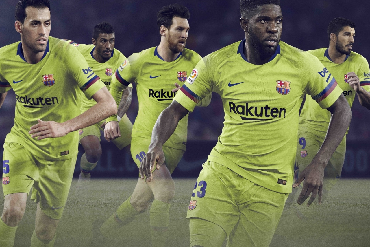 maillot-Barcelone-away-2018-2019