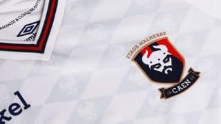 Image de l'article Les maillots Umbro 2018-2019 du Stade Malherbe de Caen