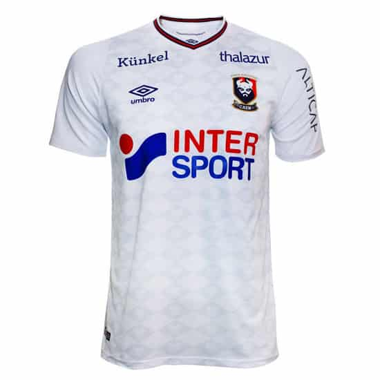 Coloriage De Foot Caen.Tous Les Maillots 2018 2019 De La Ligue 1 Conforama