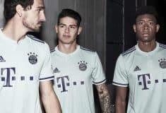 Image de l'article adidas et le Bayern Munich dévoilent les maillots 2018-2019