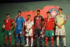 Image de l'article adidas dévoile enfin le maillot du Maroc pour la Coupe du monde 2018