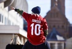 Image de l'article Hummel dévoile les maillots du Danemark pour la Coupe du Monde 2018