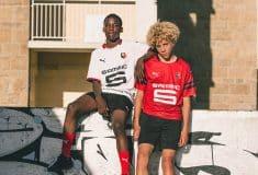 Image de l'article Le Stade Rennais et Puma lancent les maillots 2018-2019
