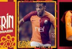 Image de l'article Galatasaray et Nike présentent les maillots 2018-2019