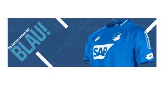 Image de l'article Lotto présente les maillots 2018-2019 d'Hoffenheim