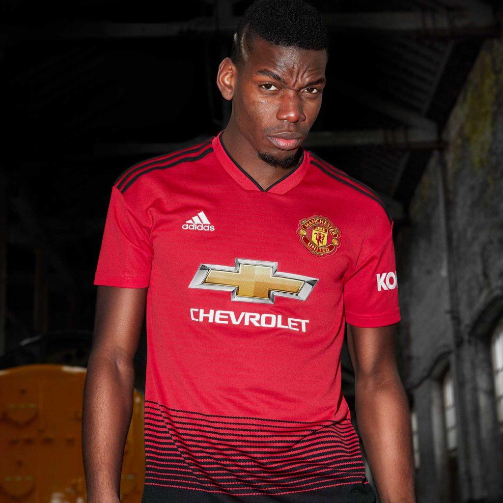maillot-manchester-united-domicile-2018-2019-pogba