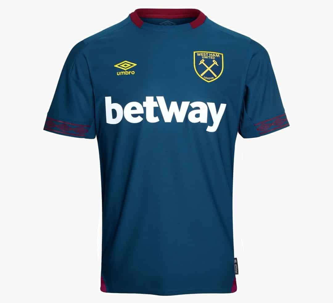 maillots-football-Umbro-West-Ham-extérieur-2018-2019-img1