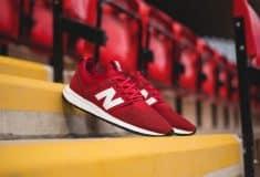 Image de l'article New Balance présente ses sneakers aux couleurs de Liverpool!