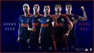 Image de l'article adidas et Valence dévoilent les maillots pour la saison 2018-2019