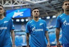 Image de l'article Les maillots 2018-2019 du Zenit St-Petersbourg par Nike