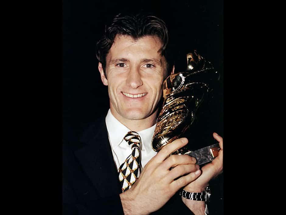 Les troph e golden boot des derni res coupe du monde - Meilleur buteur coupe du monde 1994 ...