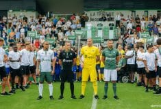 Image de l'article L'AS Saint-Étienne et le Coq Sportif dévoilent les maillots pour la saison 2018-2019