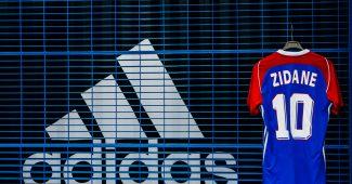 Image de l'article adidas dévoile un maillot tango en l'honneur de l'équipe de France 98