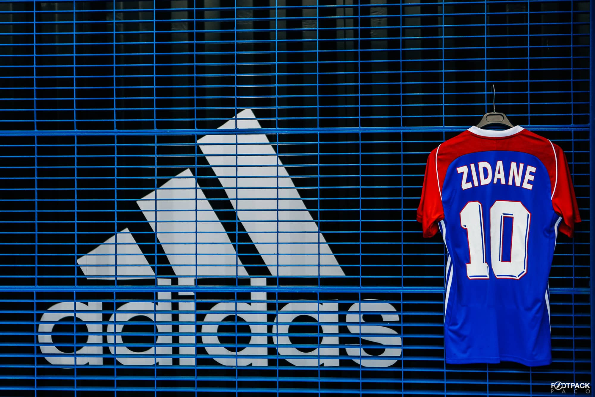 maillots-football-adidas-tango-France-98-réédition-zidane-juin-2018