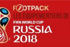 Image de l'article Infographie : les équipementiers de la Coupe du Monde 2018 en Russie