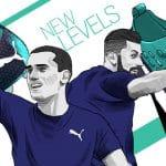 Puma met en scène Giroud et Griezmann dans une campagne innovante et surprenante