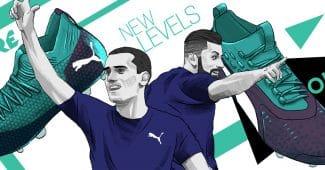 Image de l'article Puma met en scène Giroud et Griezmann dans une campagne innovante et surprenante