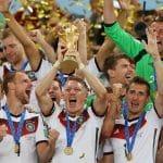 Les maillots des vainqueurs de la Coupe du Monde (partie 5)
