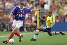 Image de l'article Les chaussures de… Zinedine Zidane à la Coupe du Monde