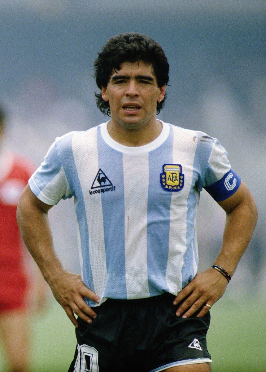 Maillot-football-coq-sportif-argentine-maradona-1986-mai-2018