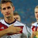 Les chaussures de… Klose à la Coupe du Monde!