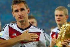 Image de l'article Les chaussures de… Klose à la Coupe du Monde!
