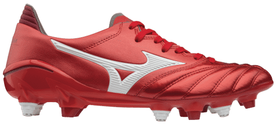 Mizuno-morelia-risk-red-miniature