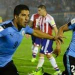 Les maillots de l'Uruguay et les chaussures des 23 joueurs pour la Coupe du Monde 2018