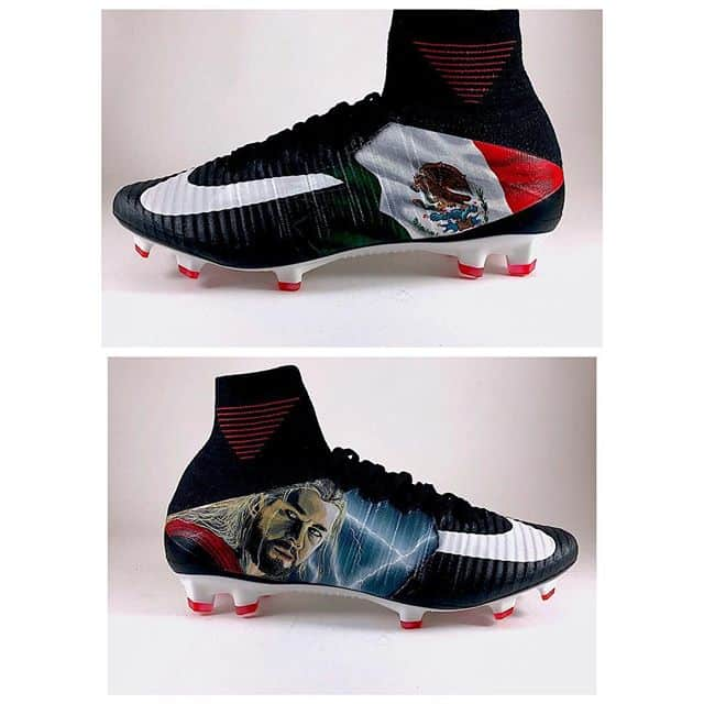 chaussures-Nike-Mercurial-Superfly-5-Mexique-Thor-by-Silny