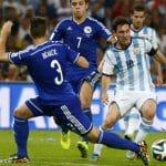 Les chaussures de… Messi à la Coupe du Monde