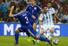 Image de l'article Les chaussures de… Messi à la Coupe du Monde