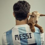 Messi X GOAT (the Greatest Of All Time) !