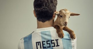 Image de l'article Messi X GOAT (the Greatest Of All Time) !